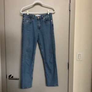 & Other Stories straight jeans